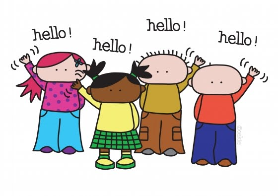 An error occurred . Hello clipart greetings