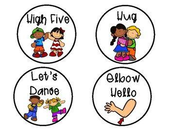 Greeting signs free school. Kindergarten clipart morning meeting