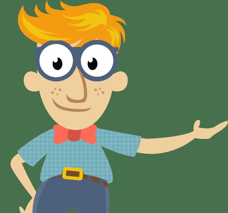 Career website design software. Jobs clipart boy