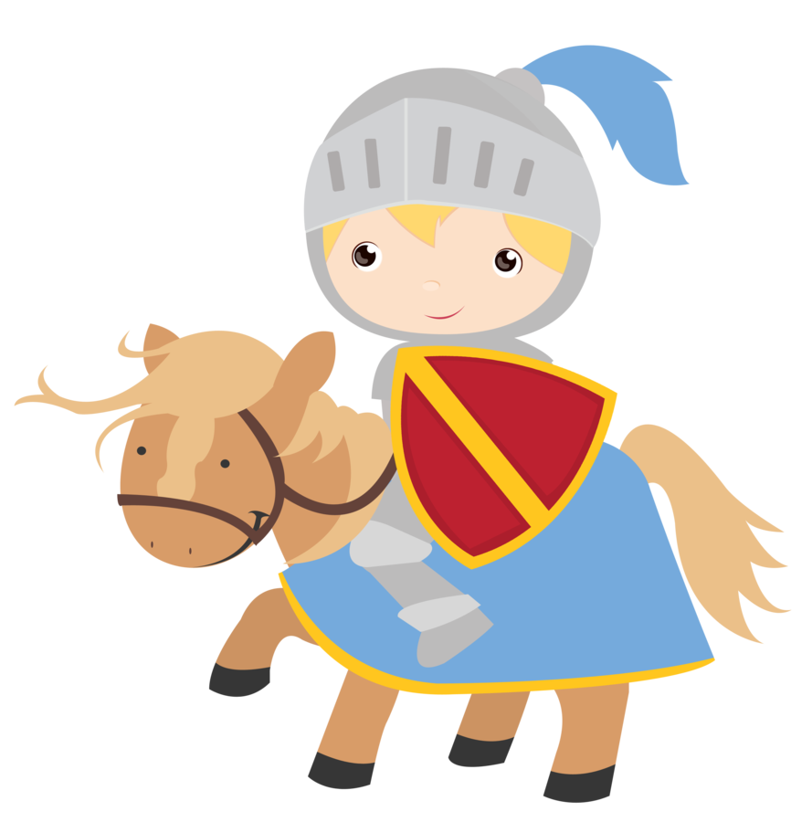 knight clipart handsome