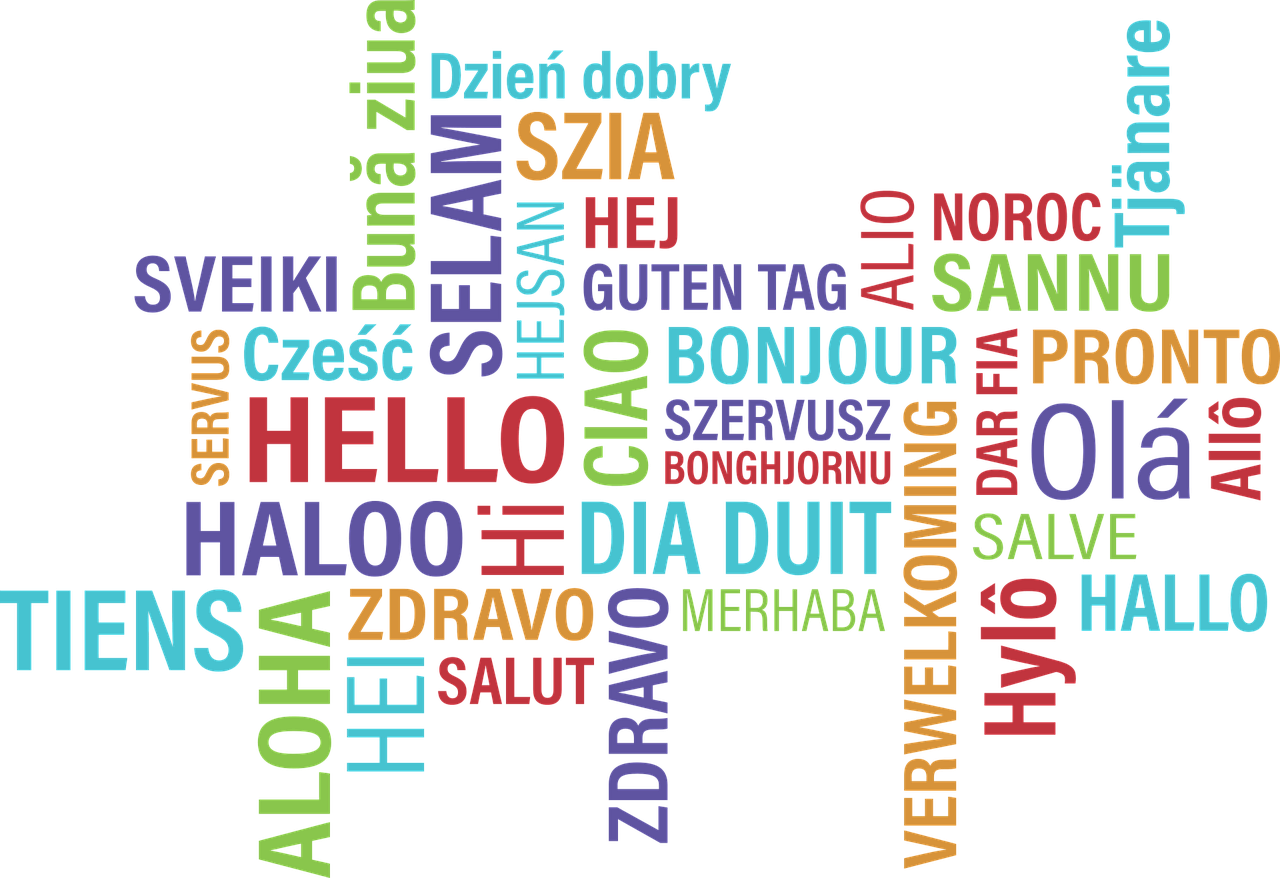 What you should know. Worry clipart foreign language
