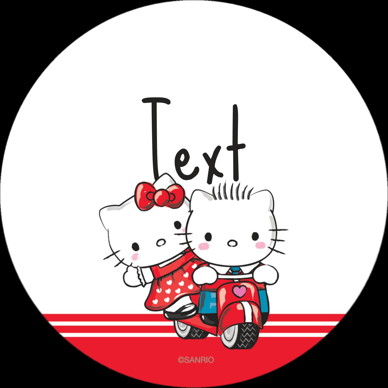 Hello clipart name badge. Kitty templates dear daniel