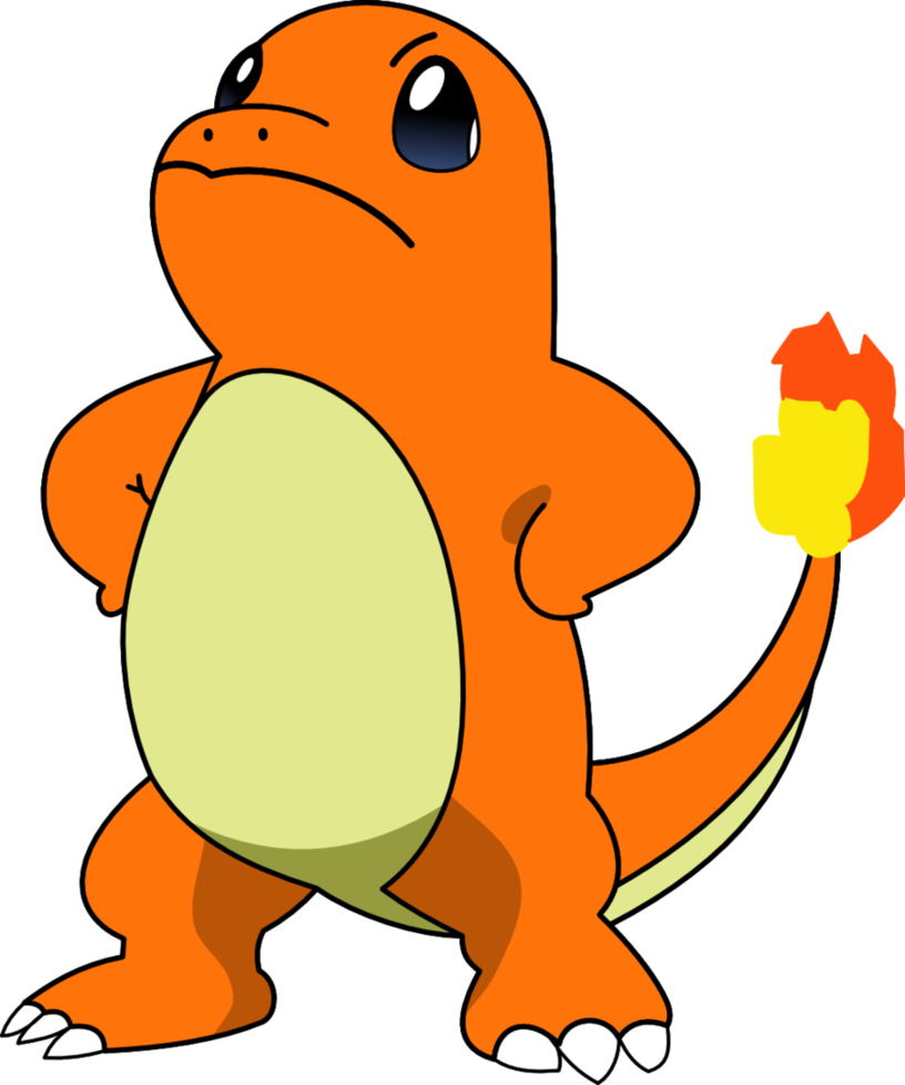 Charmander by kol on. Proud clipart 4 student