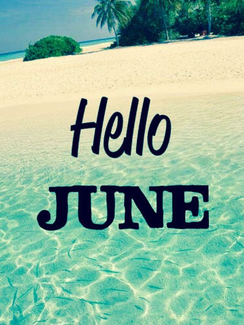 Jun pictures photos and. Hello June