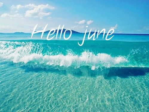 I love you we. Hello June