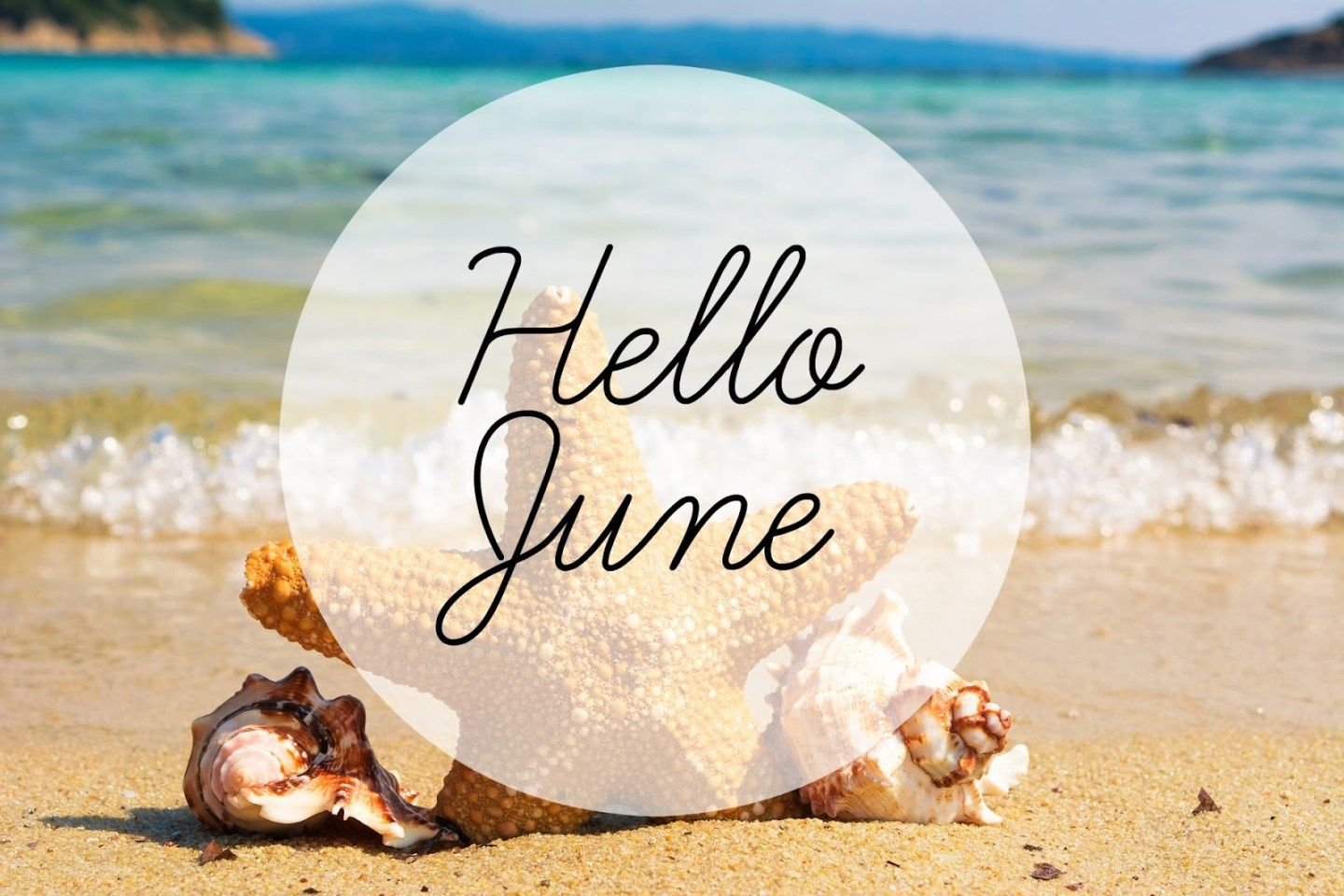 Hello June. Beach picture pictures photos