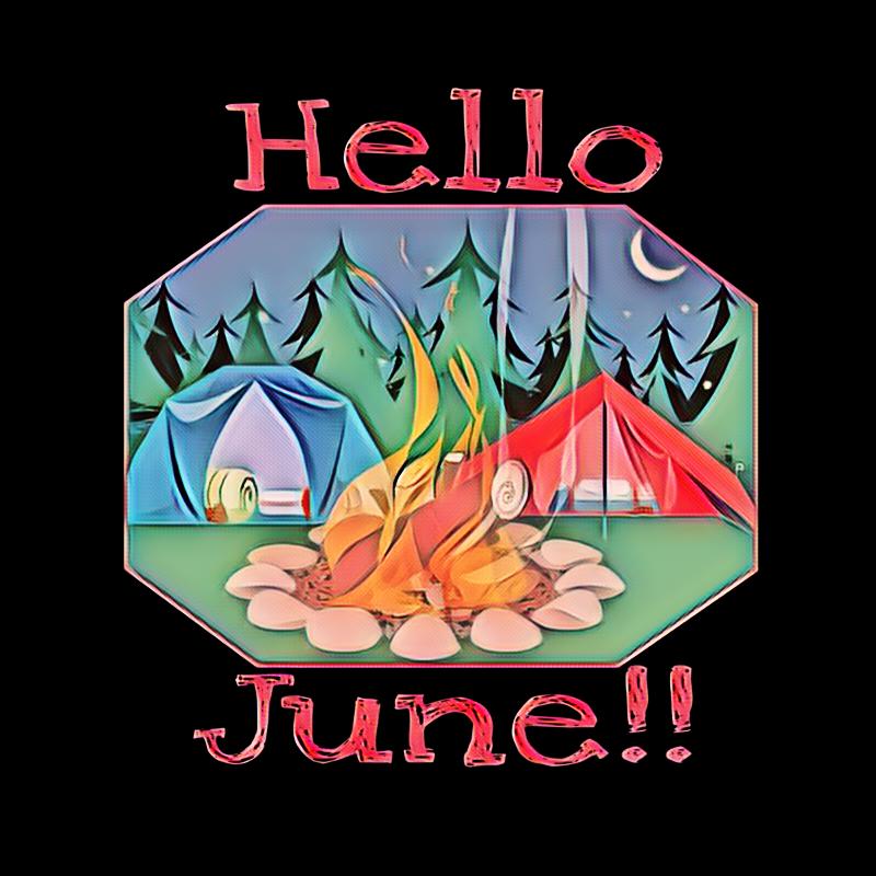 . Hello June