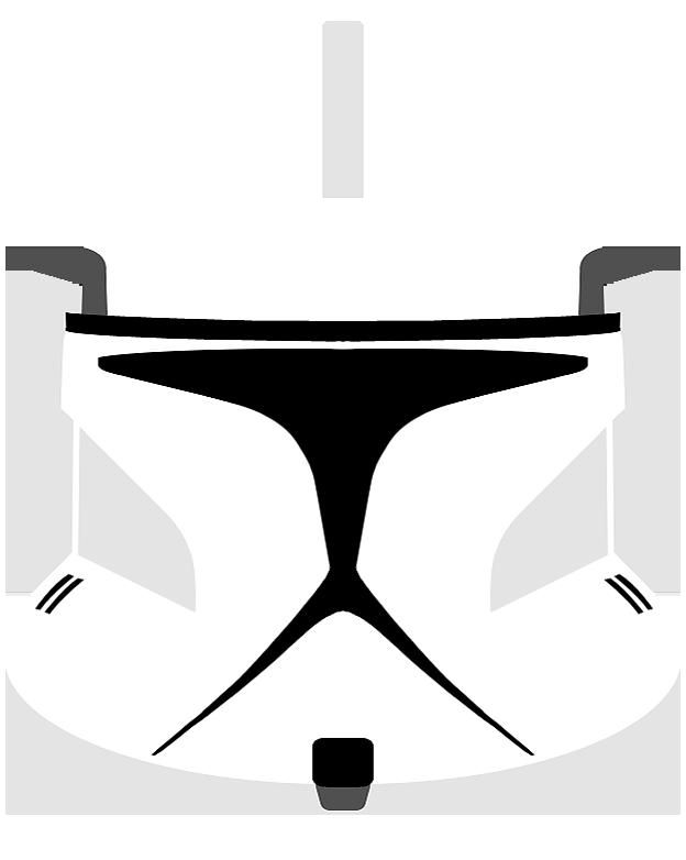 Clone trooper helmet png. Bases helmets armor on