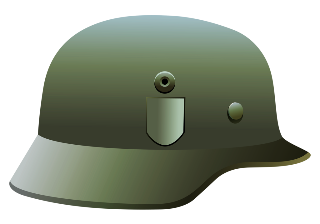 Helmet clipart army.  png hard hats