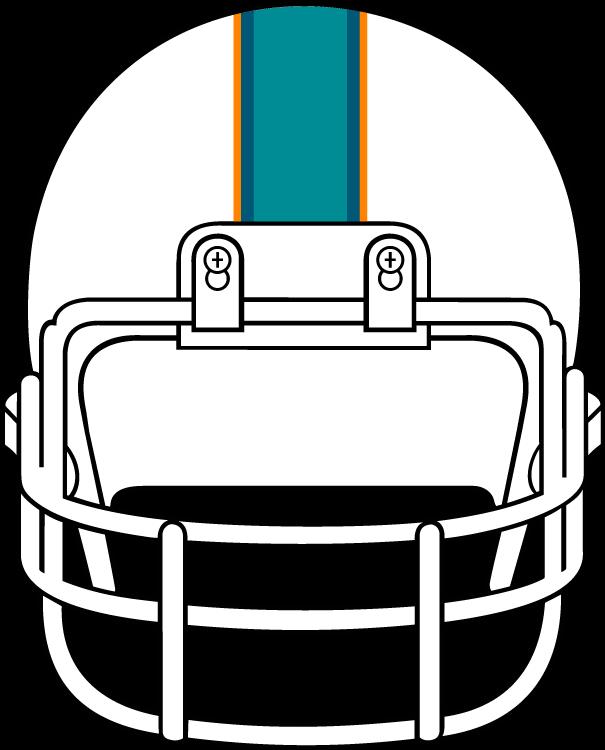 Helmet clipart basic. Blank football clipground clipartbarn