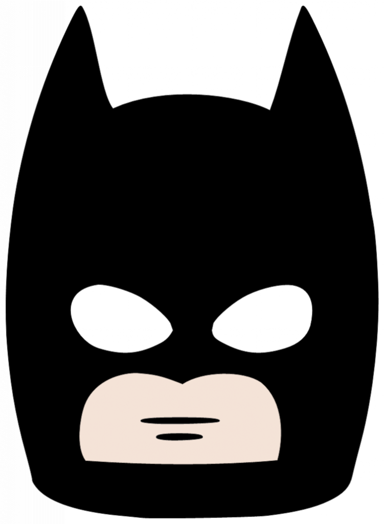 huge freebie download. Mask clipart bat