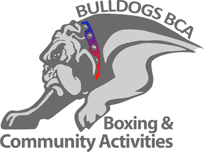 About us bulldogs community. Helmet clipart boxing