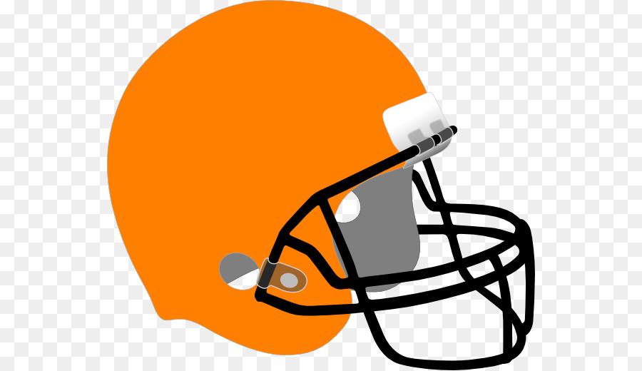 Helmet clipart football helmet. American background nfl orange