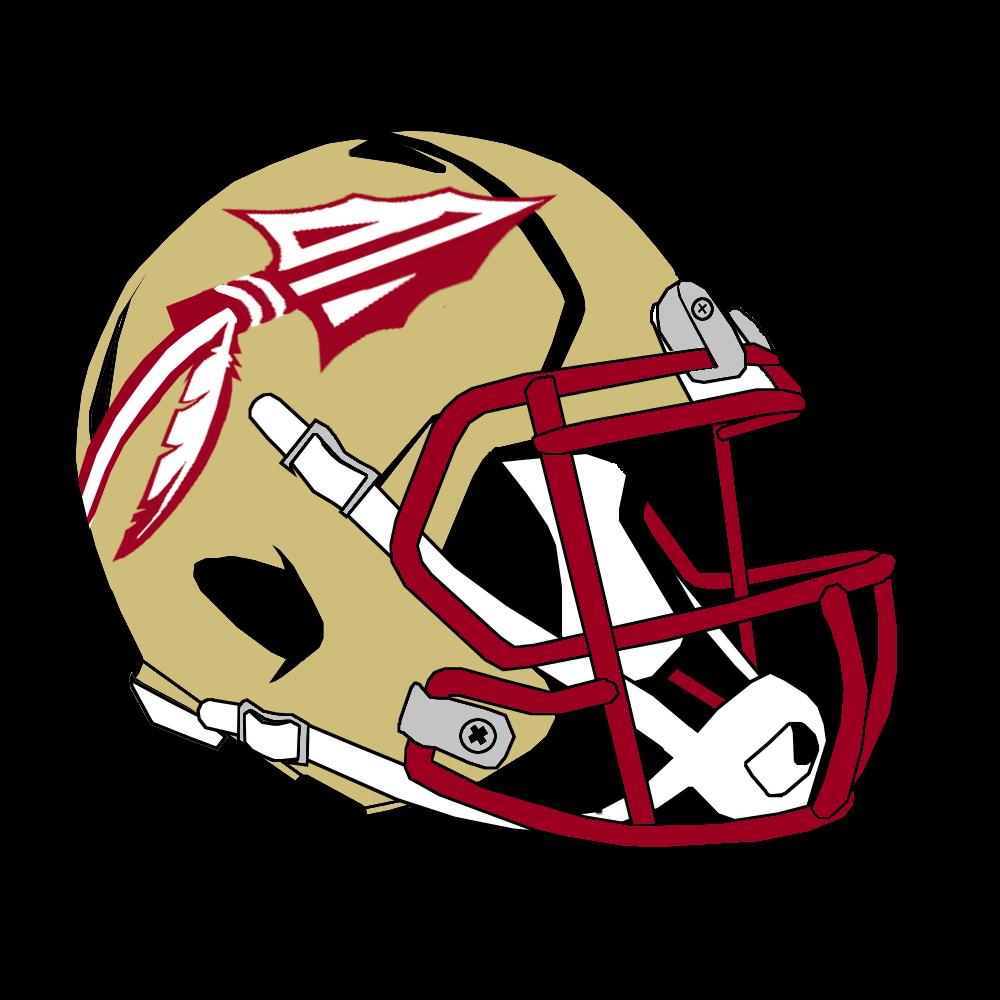 Helmet clipart fsu. Florida state logos