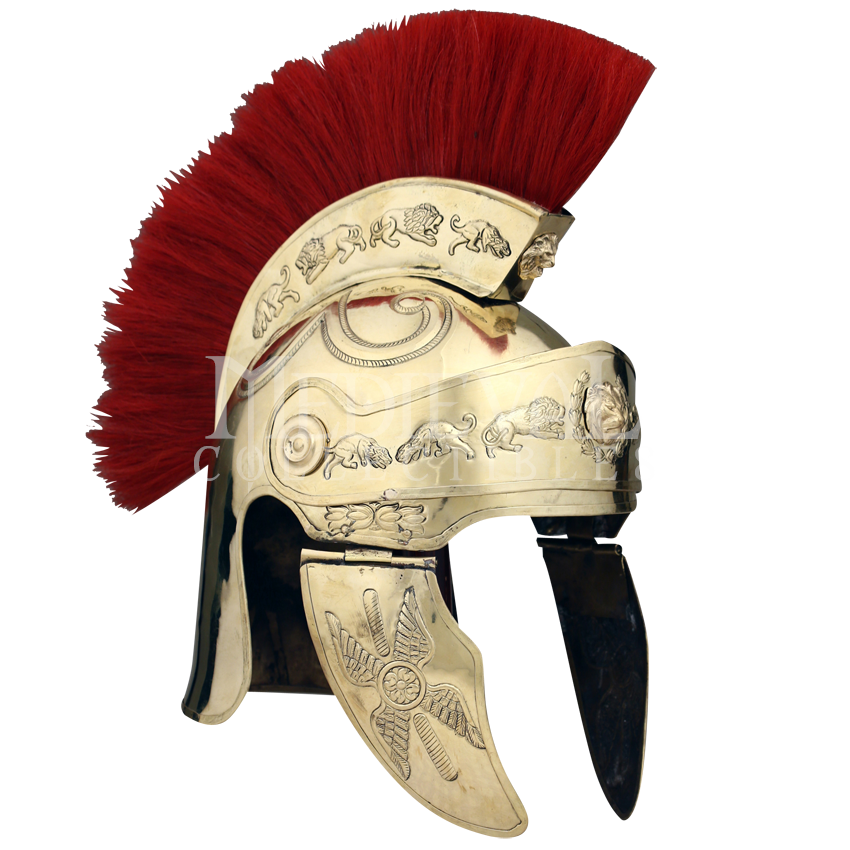 Helmet clipart gladiator. What roman are you
