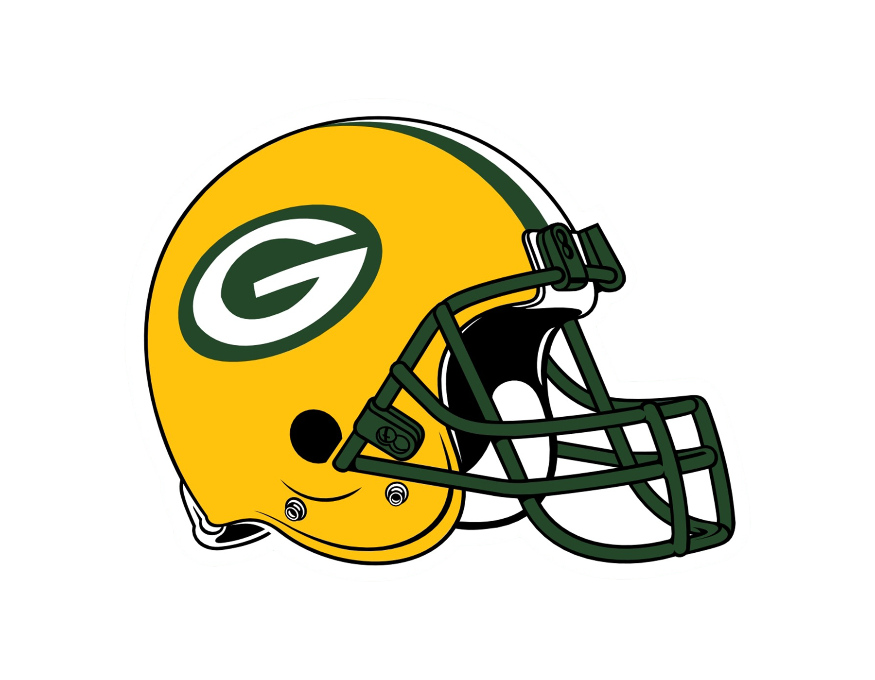 Packers helmet png. Green bay logo transparent