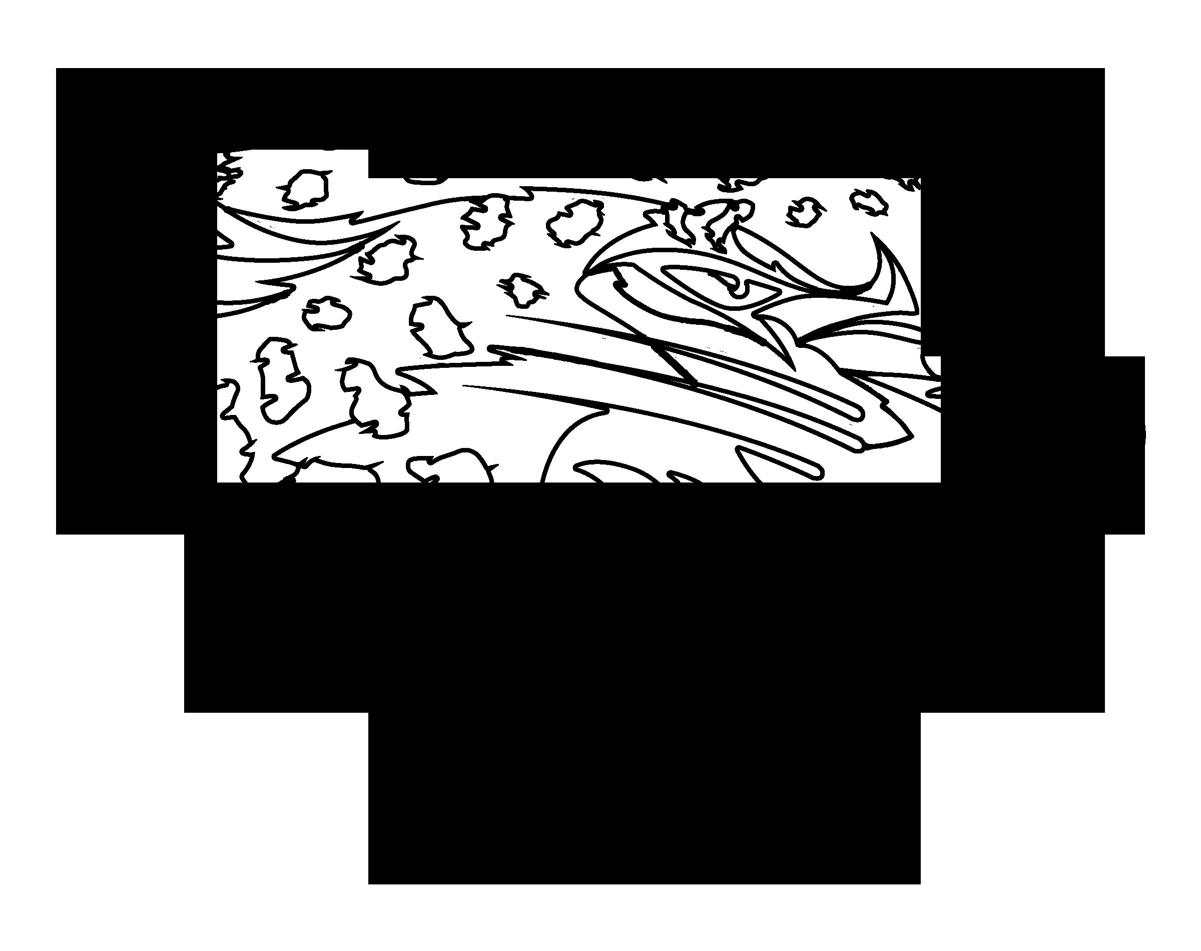 Texans logo drawing at. Jaguar clipart colouring