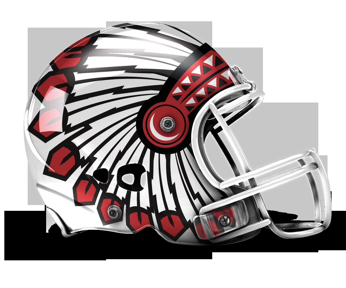 Helmet clipart kansas city chiefs. Oklahoma native decal google