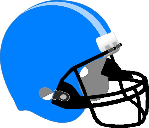 helmet clipart light blue
