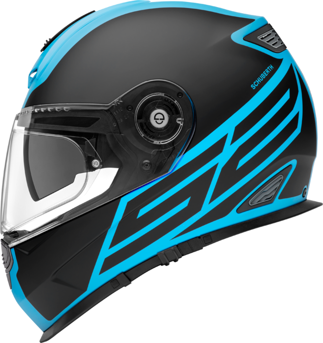 Helmet clipart light blue. S sport schuberth traction
