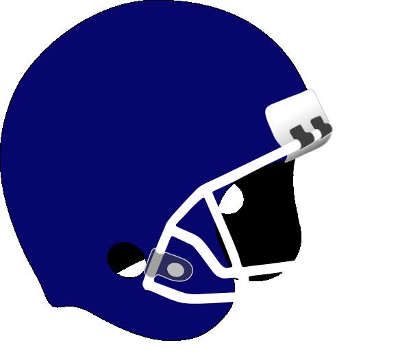 Navy football clip art. Helmet clipart light blue