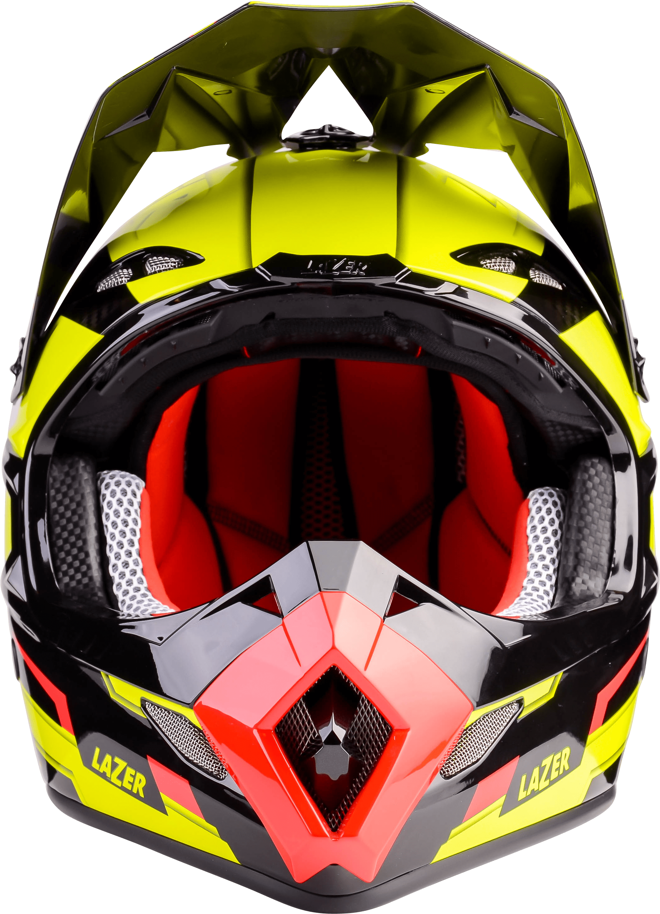 Motorcycle clipart yellow motorcycle. Helmet lazer mx geotech