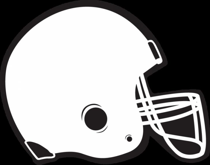 Helmet outline