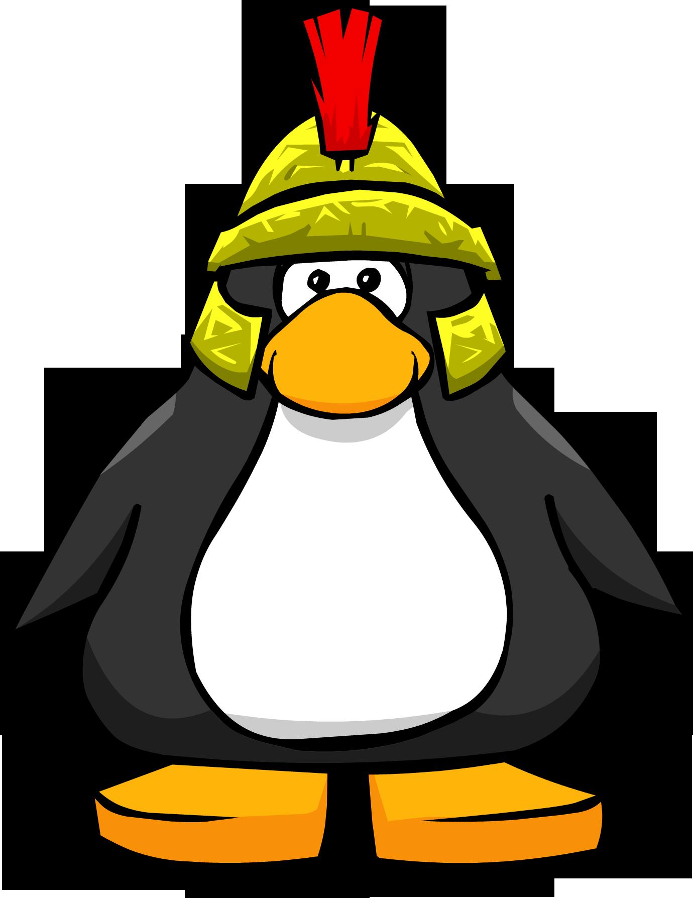 Image png club penguin. Helmet clipart roman