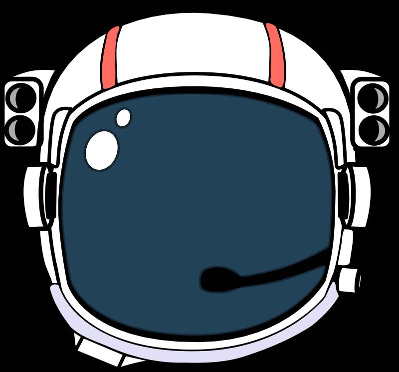 collection of space. Astronaut clipart astronaut helmet