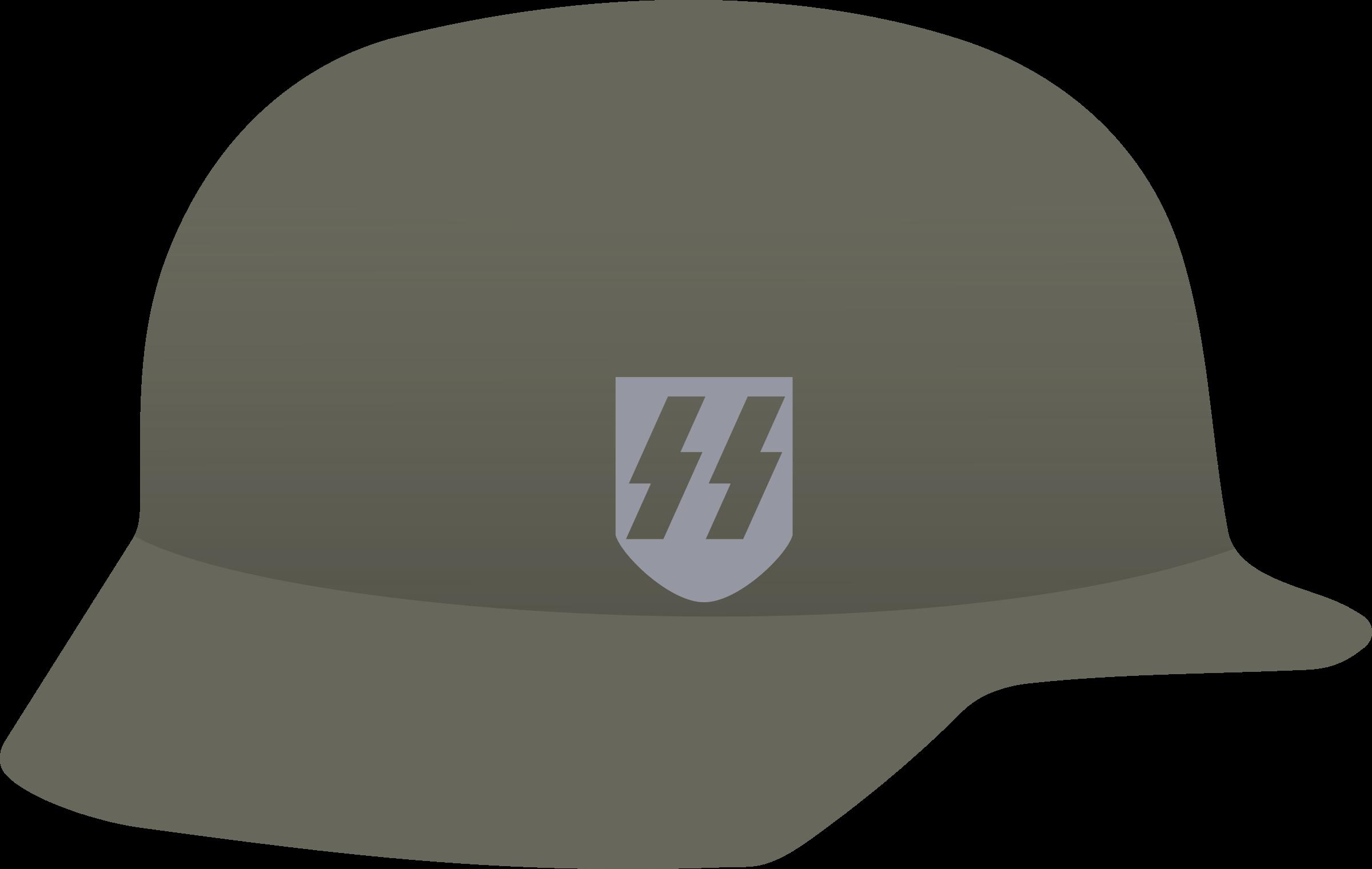 Clipart nazi. Soldier helmet png