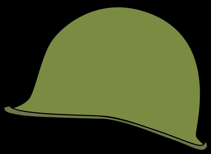 helmet clipart soldier