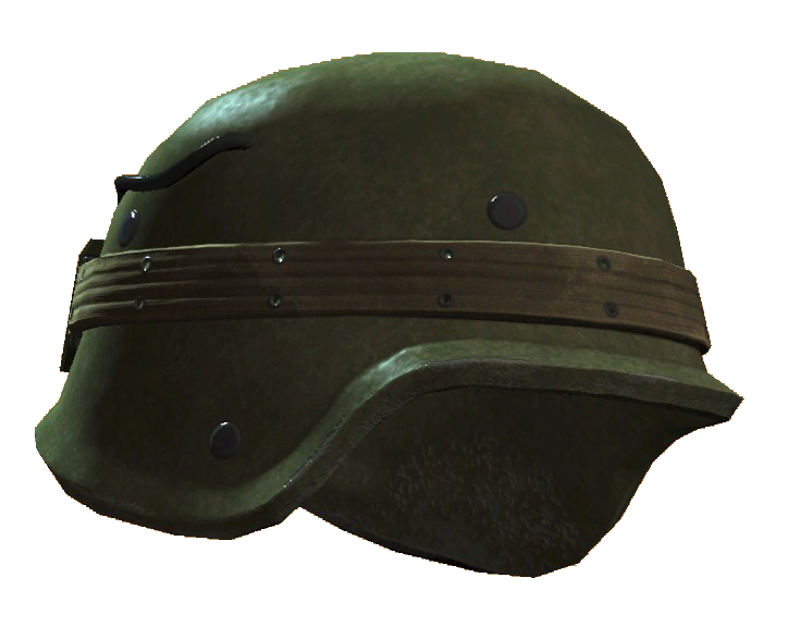 Image army fallout wiki. Helmet png