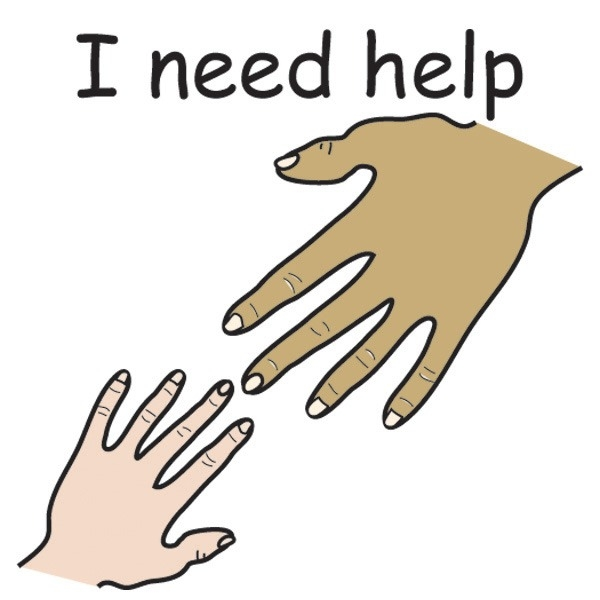 Help clipart. I need printable and