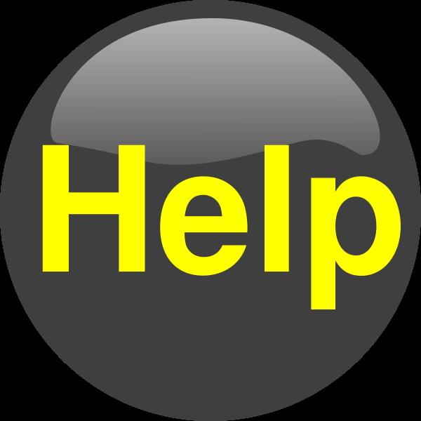 Help button clip art. Remember clipart png