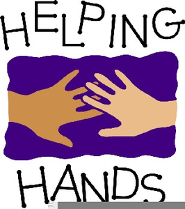 Free of hands images. Helping clipart
