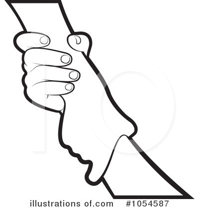 Illustration by lal perera. Helping clipart