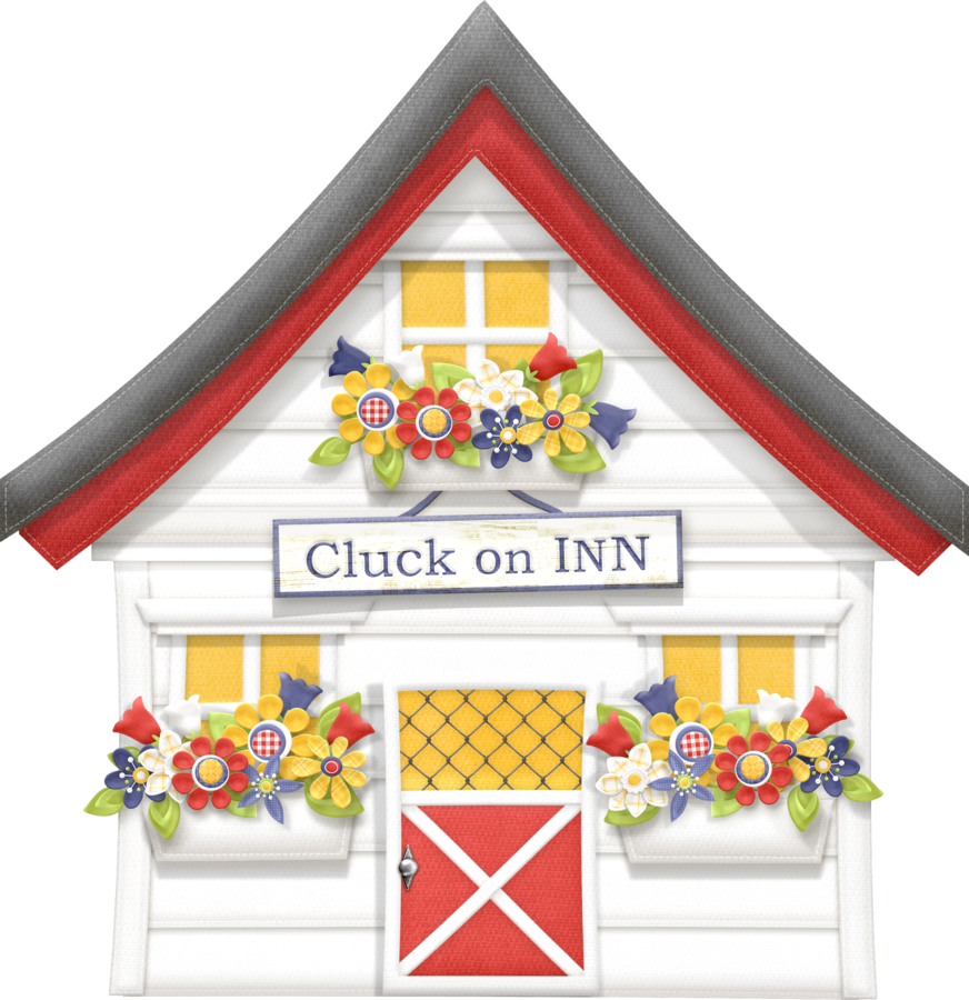 Hen clipart cluck. Pin by crafty annabelle