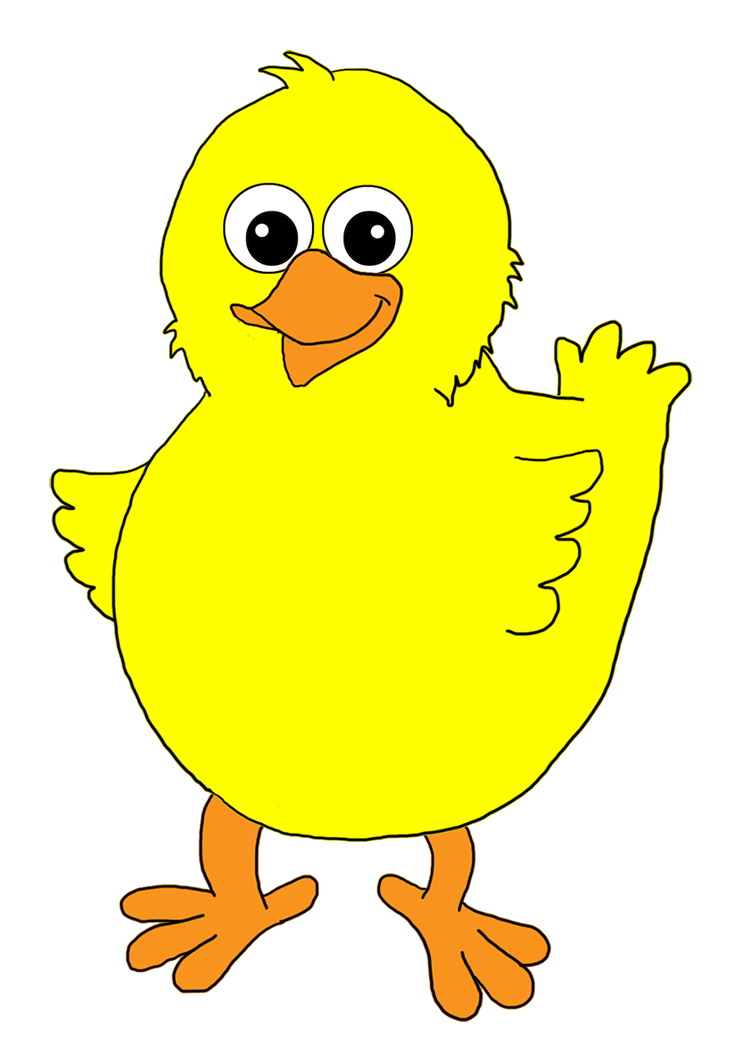 Hen clipart pencil sketch. Funny and cute easter