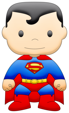 Millycath dulcinha neiad minus. Hero clipart baby superman