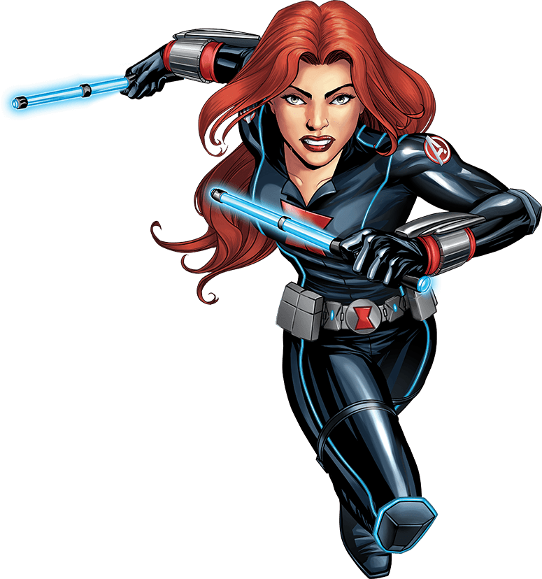 Png transparent images group. Hero clipart black widow