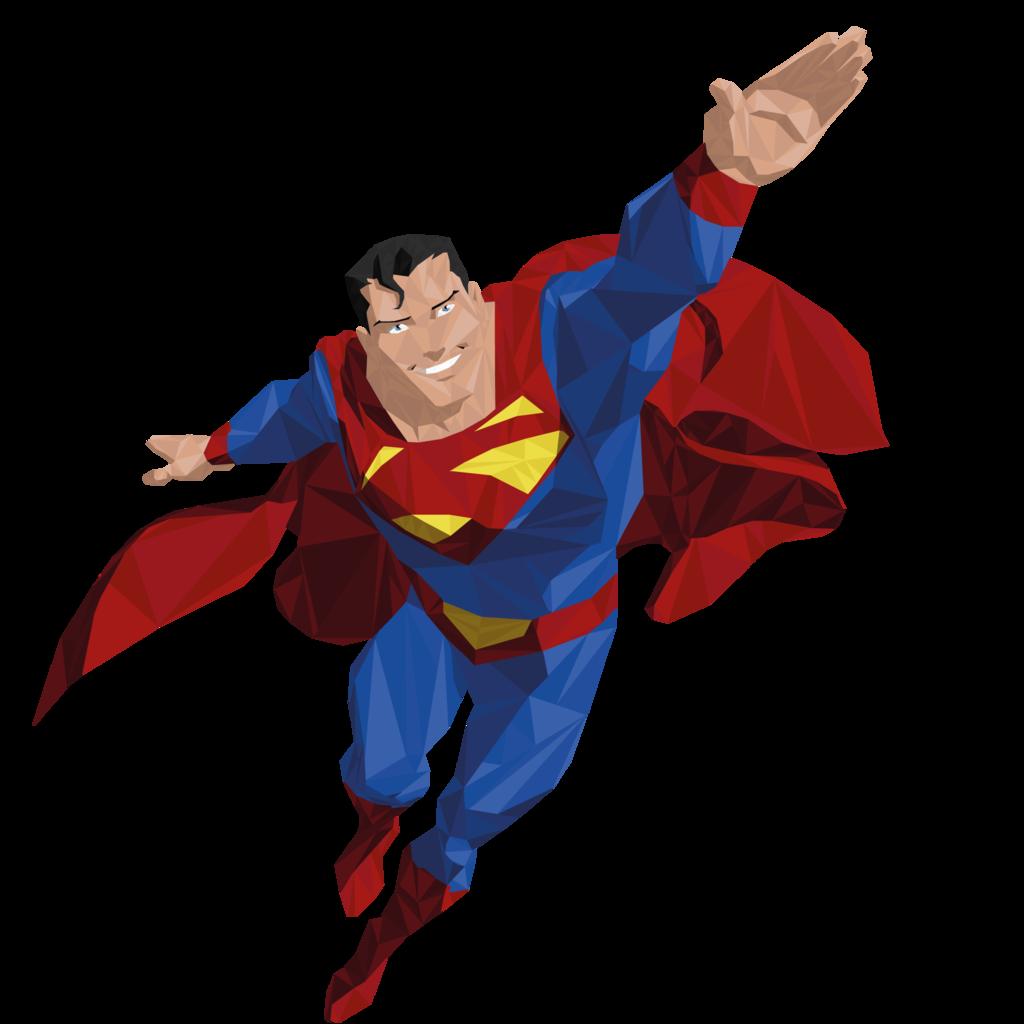 Hero flying