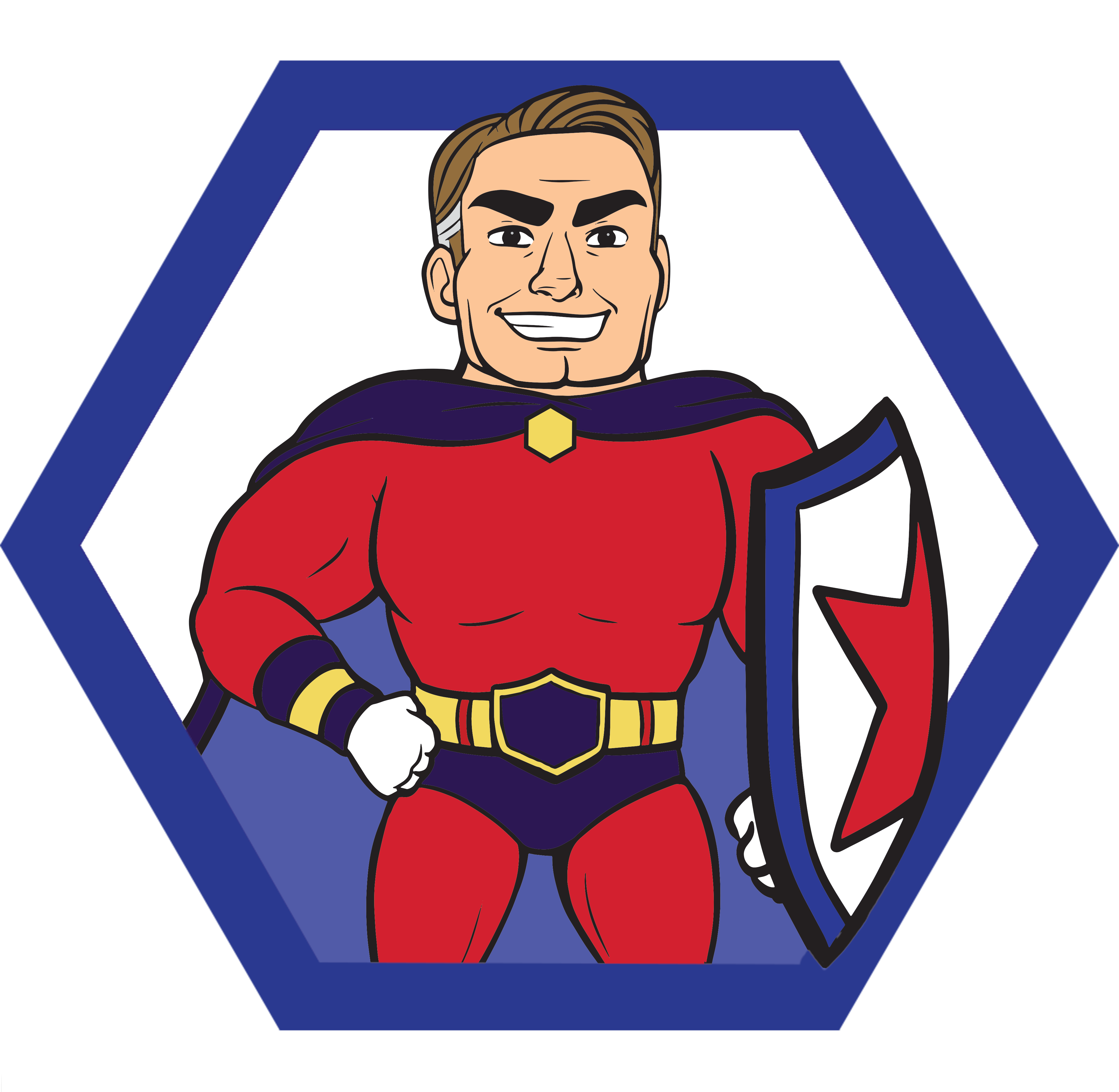 Get a superscan wp. Hero clipart greatness