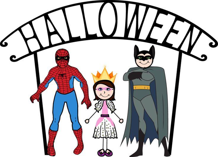 Superhero . Hero clipart halloween