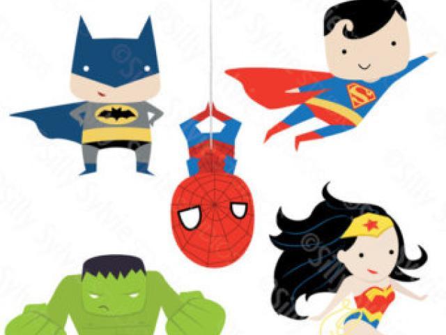 Free superhero download clip. Hero clipart halloween