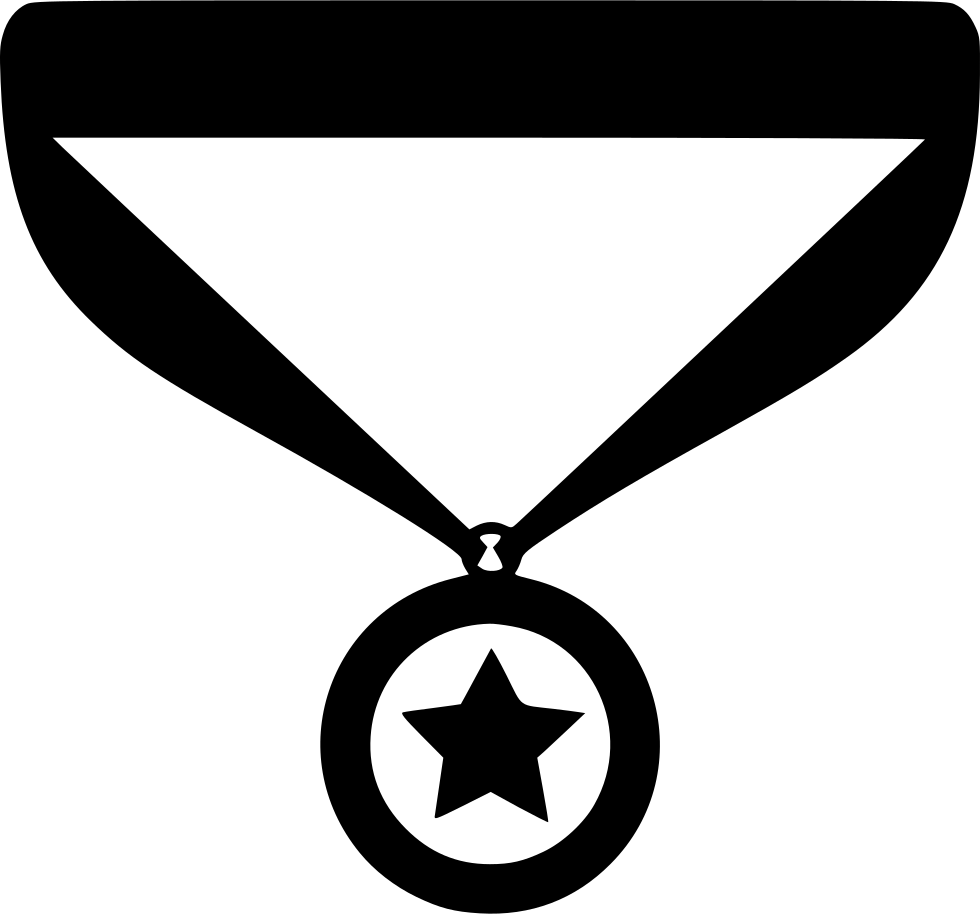 Hero clipart hero medal. Star svg png icon