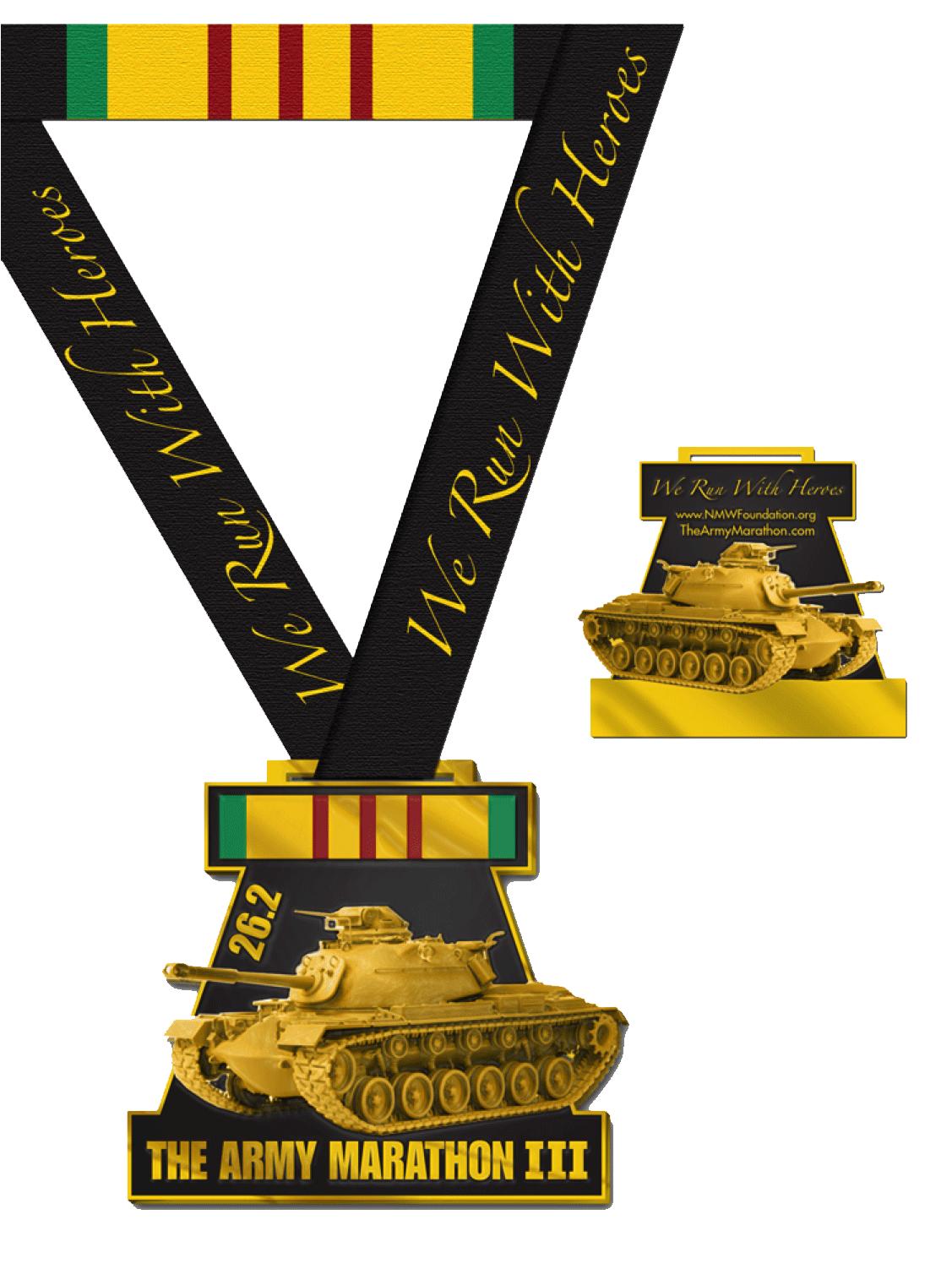 We run with heroes. Hero clipart hero medal