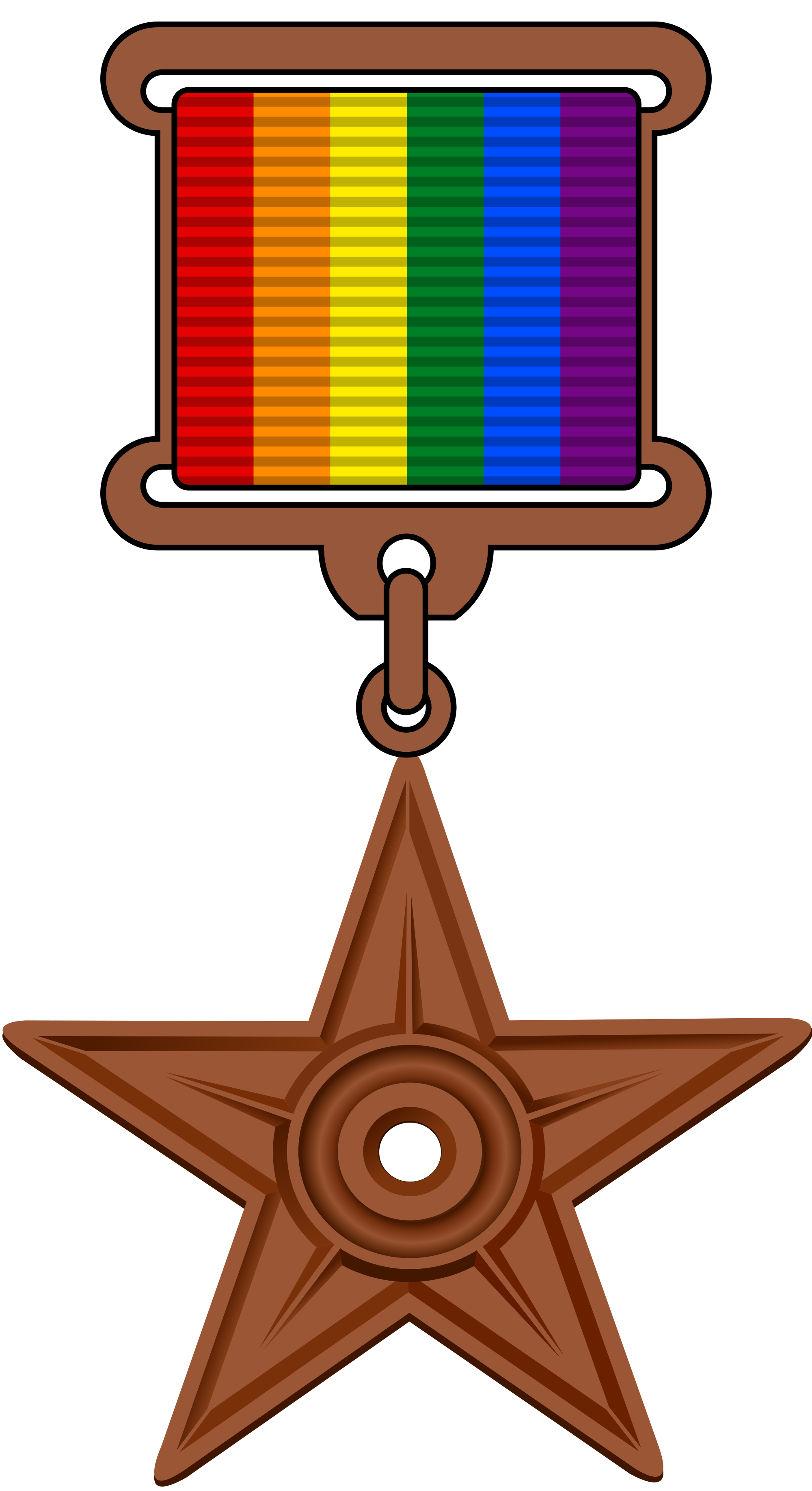 File lgbt svg wikimedia. Hero clipart hero medal