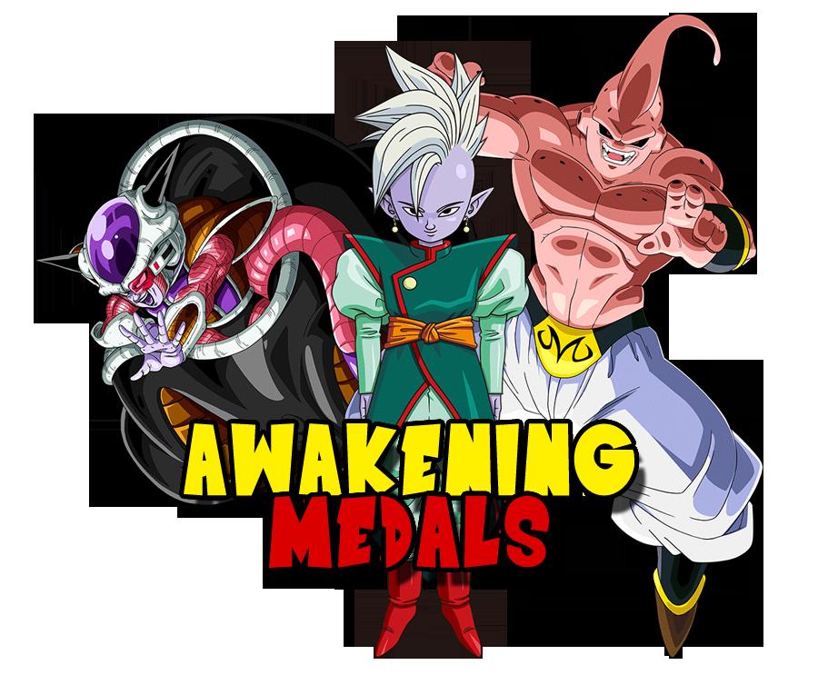 Category awakening medals dragon. Hero clipart hero medal