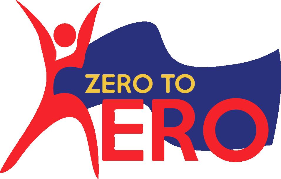 Zero to hero logo. Intolerable acts clipart import export