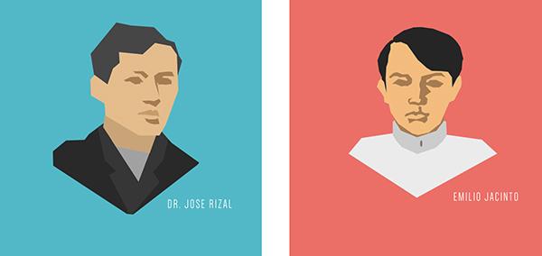 Hero clipart hero philippine. National heroes day graphic